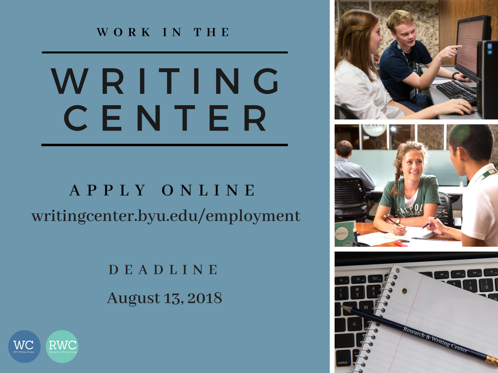 writing center 2018png